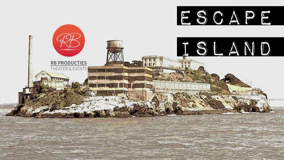 logo escape island
