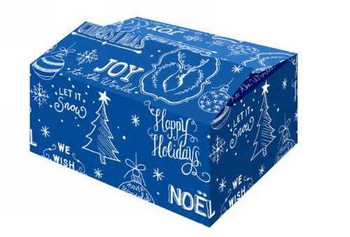 Online kerstquiz inclusief kerstpakket (borrelbox)